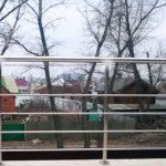 перила из нержавейки перила из нержавейки Воронеж перила из нержавеющей стали