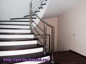 перила для лестниц | перила из нержавеющей стали
